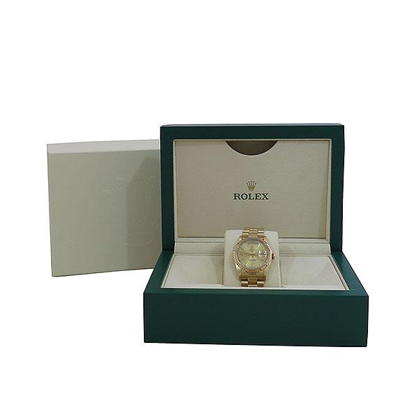 Rolex(로렉스) 18238 DAYDATE 데이데이트 18K 옐로우골드 금통 프레지던트 브레이슬릿 남성용시계 [대구동성로점]