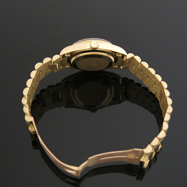 Rolex(로렉스) 18238 DAYDATE 데이데이트 18K 옐로우골드 금통 프레지던트 브레이슬릿 남성용시계 [대구동성로점] 이미지5 - 고이비토 중고명품