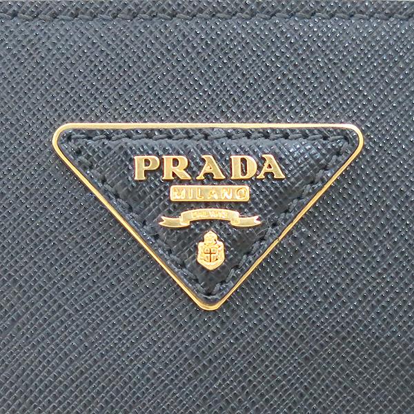 Prada(프라다) 1BA102 2EVU F0UGK 블랙레더 SAFFIANO CITY(사피아노 시티) 패러다임 토트백 + 숄더 스트랩 [부산센텀본점] 이미지4 - 고이비토 중고명품