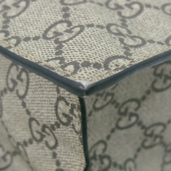 Gucci(구찌) 450950 GG로고 PVC 앵그리 캣 프린팅 소프트 GG 수프림 쇼퍼 토트백 + 숄더스트랩 2WAY [부산센텀본점] 이미지5 - 고이비토 중고명품