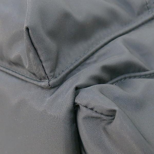 Burberry(버버리) 4015479 블랙 패브릭 레더 혼방 테크니컬 럭색 라지 백팩 [부산센텀본점] 이미지6 - 고이비토 중고명품