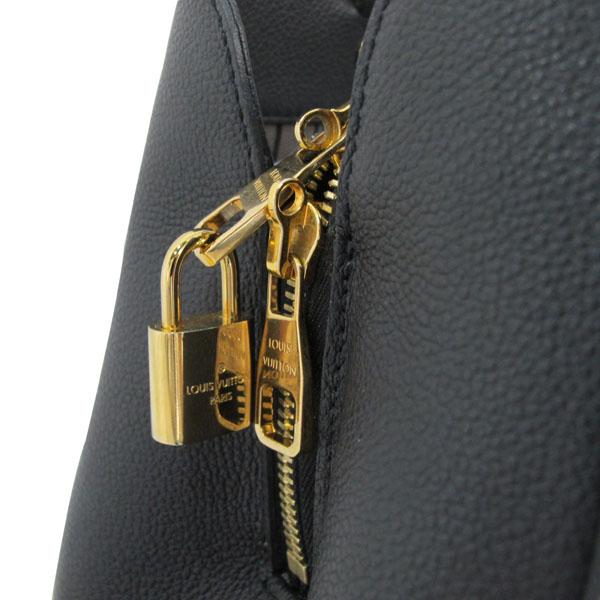Louis Vuitton(루이비통) M41048 모노그램 앙프렝트 NOIR(블랙) 몽테뉴 MM 토트백+숄더스트랩 [대구반월당본점] 이미지5 - 고이비토 중고명품