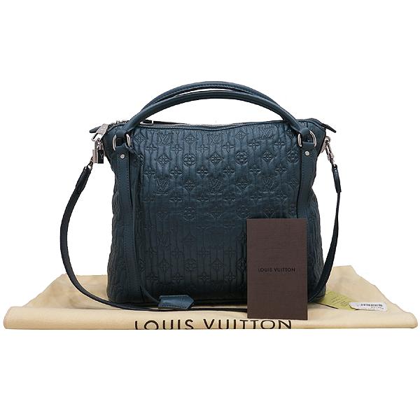 Louis Vuitton(루이비통) M94150 IXIA ANTHEIA (익시아 엔테이아) PM 호보 백 + 숄더 스트랩 [인천점]