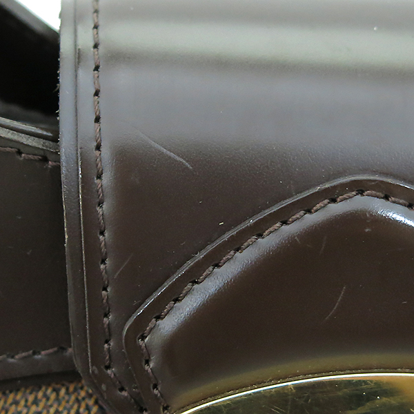 Louis Vuitton(루이비통) N41542 다미에 에벤 캔버스 시스티나 PM 숄더백 [부산센텀본점] 이미지4 - 고이비토 중고명품