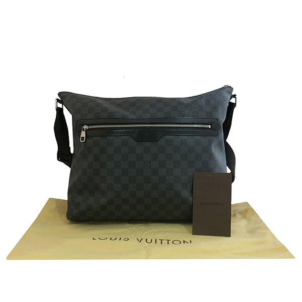 Louis Vuitton(루이비통) N41105 다미에 그라피트 캔버스 믹 GM 크로스백  [대구동성로점]