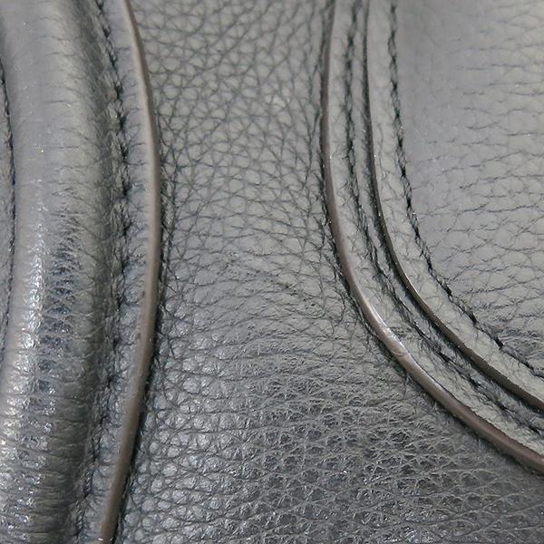 Celine(셀린느) 165213LUG MINI LUGGAGE 미니 러기지 은장 프린팅 토트백 [부산센텀본점] 이미지5 - 고이비토 중고명품