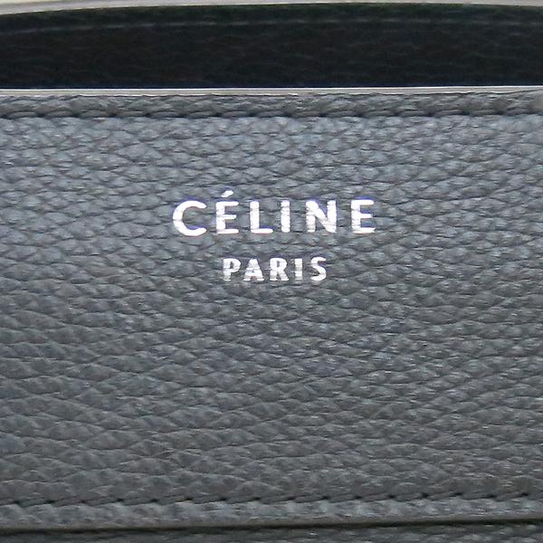 Celine(셀린느) 165213LUG MINI LUGGAGE 미니 러기지 은장 프린팅 토트백 [부산센텀본점] 이미지6 - 고이비토 중고명품