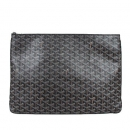 GOYARD(고야드) PVC 블랙 세나 GM 남여공용 클러치백[광주1]