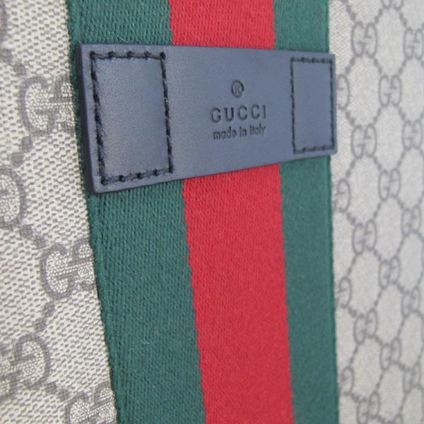 Gucci(구찌) 433665 GG로고 PVC 수프림 삼색 스티치 클러치백 [대구반월당본점] 이미지5 - 고이비토 중고명품