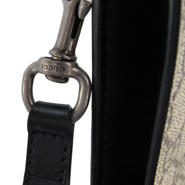 Gucci(구찌) 433665 GG로고 PVC 수프림 삼색 스티치 클러치백 [대구반월당본점] 이미지6 - 고이비토 중고명품