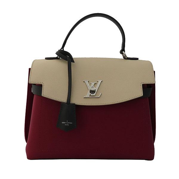 Louis Vuitton(루이비통) M52431 토뤼옹 Lie De Vin Etain Creme 체리 크림 그레이 배색컬러 락미 에버 MM 토트백 + 숄더스트랩 2WAY [잠실점] 이미지2 - 고이비토 중고명품