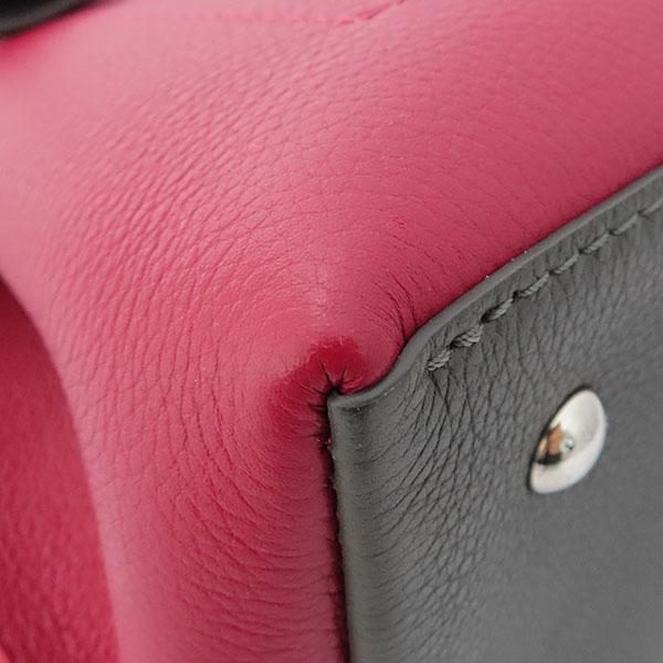 Louis Vuitton(루이비통) M52431 토뤼옹 Lie De Vin Etain Creme 체리 크림 그레이 배색컬러 락미 에버 MM 토트백 + 숄더스트랩 2WAY [잠실점] 이미지4 - 고이비토 중고명품