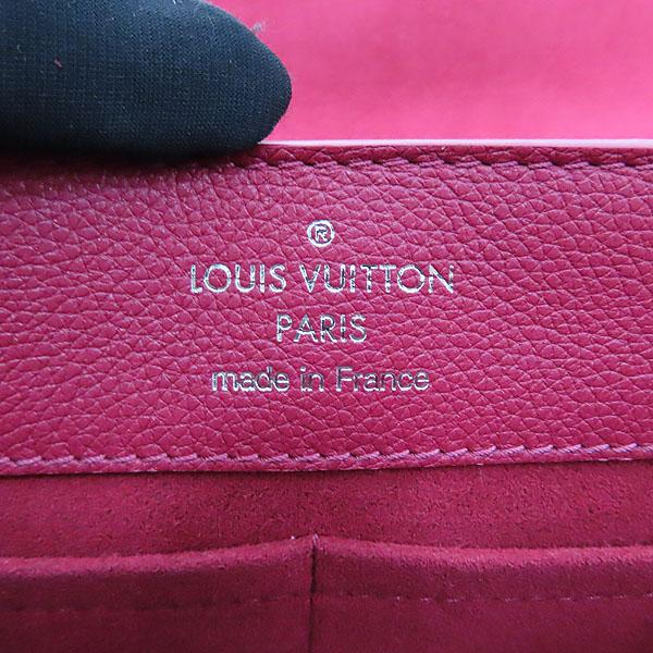 Louis Vuitton(루이비통) M52431 토뤼옹 Lie De Vin Etain Creme 체리 크림 그레이 배색컬러 락미 에버 MM 토트백 + 숄더스트랩 2WAY [잠실점] 이미지6 - 고이비토 중고명품