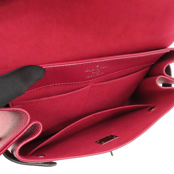 Louis Vuitton(루이비통) M52431 토뤼옹 Lie De Vin Etain Creme 체리 크림 그레이 배색컬러 락미 에버 MM 토트백 + 숄더스트랩 2WAY [잠실점] 이미지7 - 고이비토 중고명품