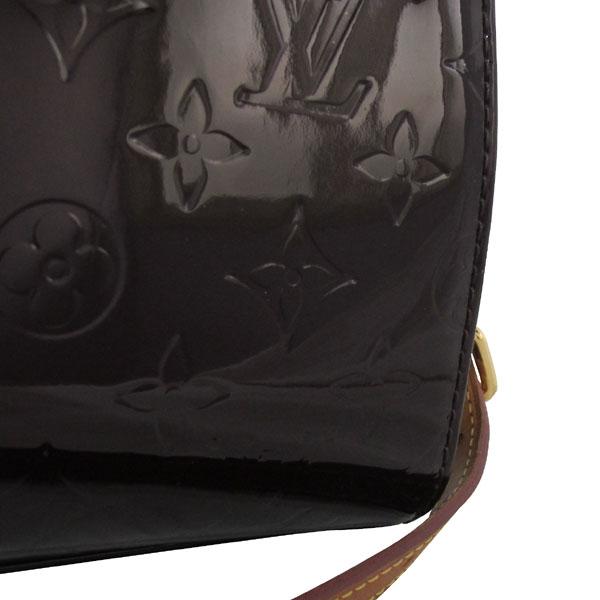 Louis Vuitton(루이비통) M91619 모노그램 베르니 아마랑뜨 브레아 MM 토트백 + 숄더스트랩 [대구반월당본점] 이미지4 - 고이비토 중고명품