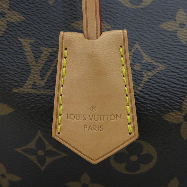 Louis Vuitton(루이비통) M41067 모노그램 캔버스 몽테뉴 GM 토트백 + 숄더스트랩2WAY [부산센텀본점] 이미지4 - 고이비토 중고명품