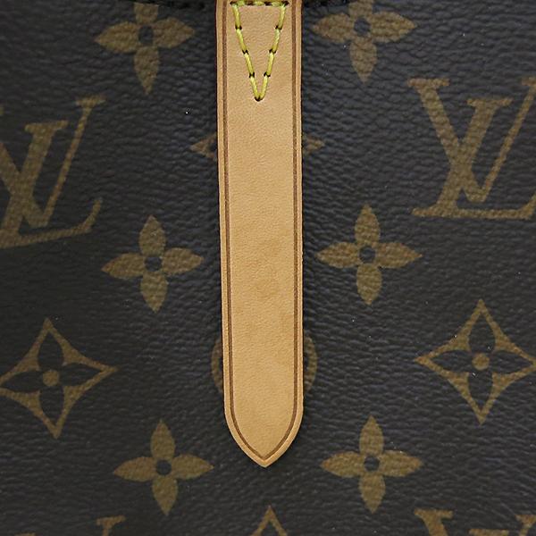 Louis Vuitton(루이비통) M41067 모노그램 캔버스 몽테뉴 GM 토트백 + 숄더스트랩2WAY [부산센텀본점] 이미지6 - 고이비토 중고명품