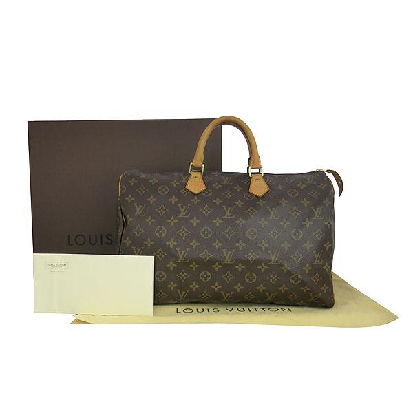 Louis Vuitton(루이비통) M41522 모노그램 캔버스 스피디 40 토트백 [동대문점]