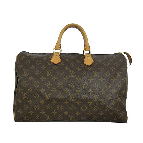 Louis Vuitton(루이비통) M41522 모노그램 캔버스 스피디 40 토트백 [동대문점] 이미지2 - 고이비토 중고명품