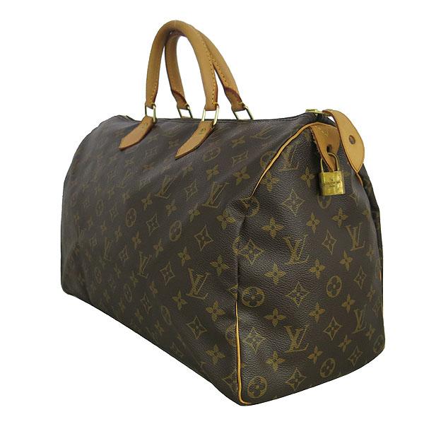 Louis Vuitton(루이비통) M41522 모노그램 캔버스 스피디 40 토트백 [동대문점] 이미지3 - 고이비토 중고명품