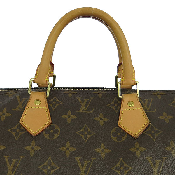 Louis Vuitton(루이비통) M41522 모노그램 캔버스 스피디 40 토트백 [동대문점] 이미지4 - 고이비토 중고명품