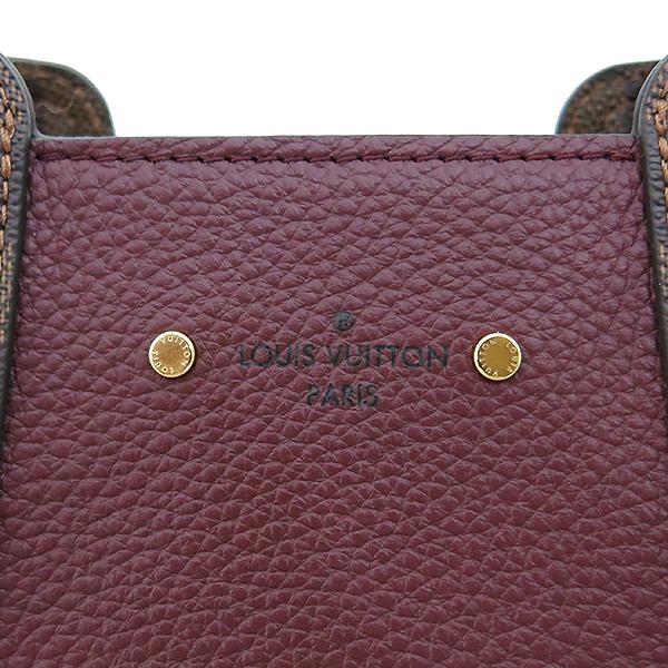 Louis Vuitton(루이비통) N44021 다미에 에벤 캔버스 저지 쇼퍼 숄더백 + 숄더 스트랩 2WAY [부산센텀본점] 이미지5 - 고이비토 중고명품