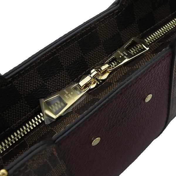 Louis Vuitton(루이비통) N44021 다미에 에벤 캔버스 저지 쇼퍼 숄더백 + 숄더 스트랩 2WAY [부산센텀본점] 이미지6 - 고이비토 중고명품