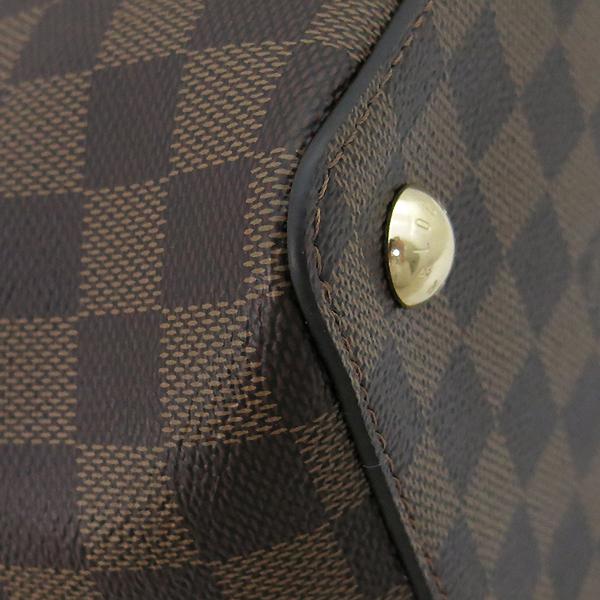 Louis Vuitton(루이비통) N44021 다미에 에벤 캔버스 저지 쇼퍼 숄더백 + 숄더 스트랩 2WAY [부산센텀본점] 이미지7 - 고이비토 중고명품