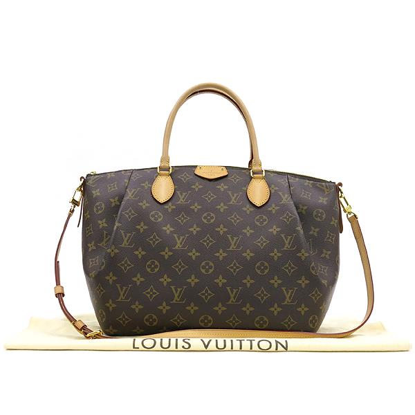 Louis Vuitton(루이비통) M48814 모노그램 캔버스 TURENNE 튀렌느 MM 토트백 + 숄더스트랩 2WAY [강남본점]