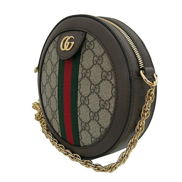 Gucci(구찌) 550618 오피디아 미니 GG 라운드 크로스백 [부산센텀본점] 이미지3 - 고이비토 중고명품