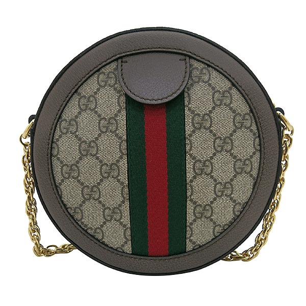 Gucci(구찌) 550618 오피디아 미니 GG 라운드 크로스백 [부산센텀본점] 이미지4 - 고이비토 중고명품