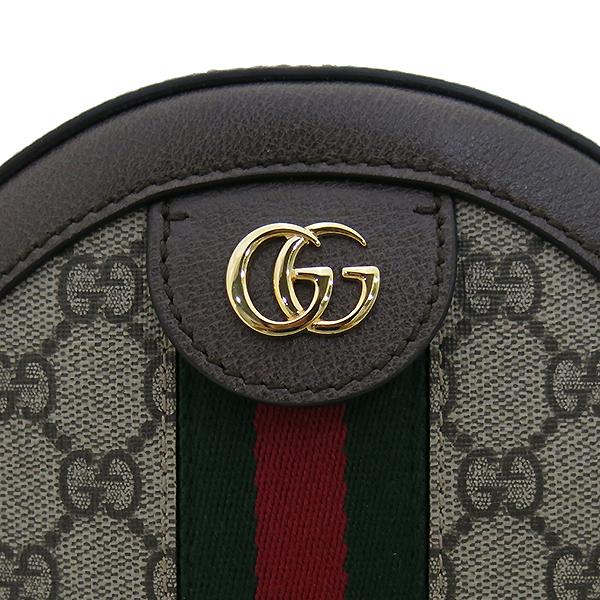 Gucci(구찌) 550618 오피디아 미니 GG 라운드 크로스백 [부산센텀본점] 이미지5 - 고이비토 중고명품