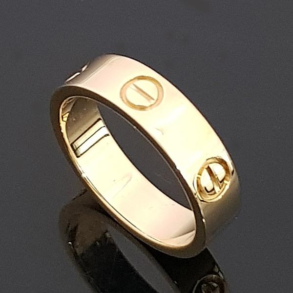 Cartier(까르띠에) B4084656 18K(750) 옐로우골드 러브링 반지-16호 [동대문점]
