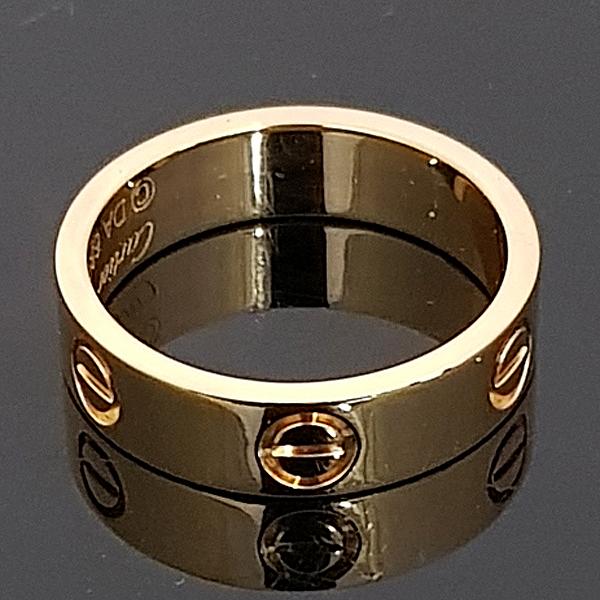 Cartier(까르띠에) B4084656 18K(750) 옐로우골드 러브링 반지-16호 [동대문점] 이미지2 - 고이비토 중고명품