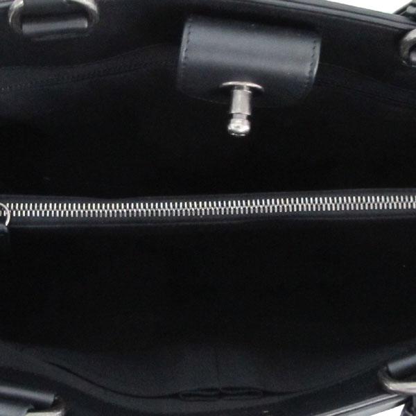 Chanel(샤넬) A92312 블랙 램스킨 퀼팅 보이 샤핑 여성용 토트백 [대구반월당본점] 이미지7 - 고이비토 중고명품