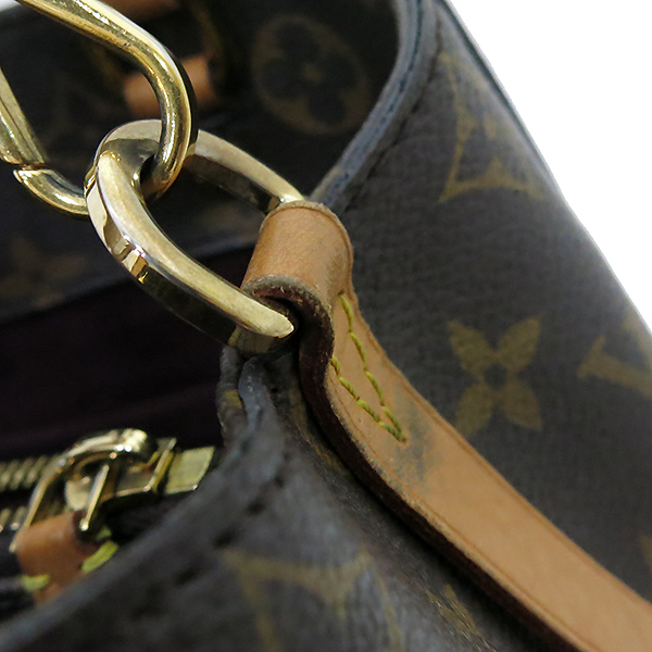 Louis Vuitton(루이비통) M41055 모노그램 캔버스 몽테뉴 (MONTAIGNE) BB 토트백 + 숄더스트랩 2WAY [부산센텀본점]