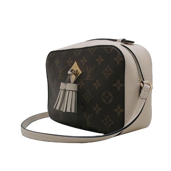 Louis Vuitton(루이비통) M43559 모노그램 캔버스 크림 컬러 생통주 술장식 크로스백 [인천점] 이미지2 - 고이비토 중고명품