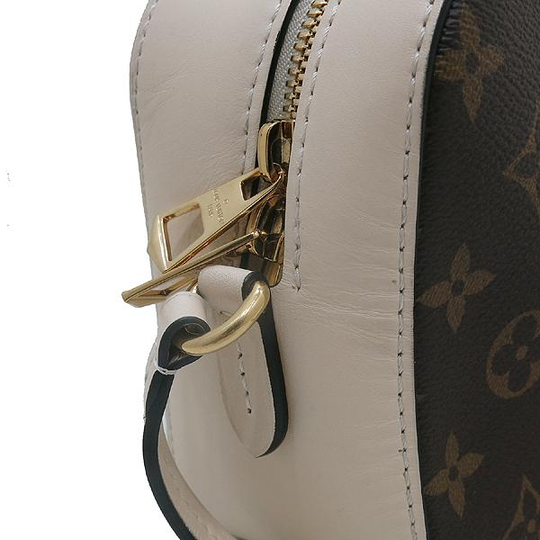 Louis Vuitton(루이비통) M43559 모노그램 캔버스 크림 컬러 생통주 술장식 크로스백 [인천점] 이미지3 - 고이비토 중고명품