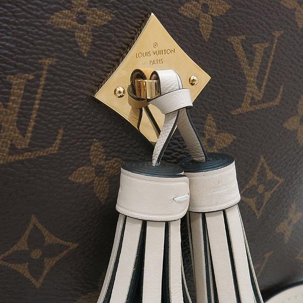 Louis Vuitton(루이비통) M43559 모노그램 캔버스 크림 컬러 생통주 술장식 크로스백 [인천점] 이미지4 - 고이비토 중고명품