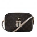 Louis Vuitton(루이비통) M43559 모노그램 캔버스 크림 컬러 생통주 술장식 크로스백 [인천점]