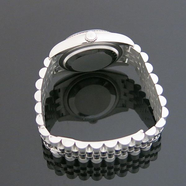 Rolex(로렉스) 116234 DATEJUST(데이저스트) 블랙 다이얼 바 인덱스 스틸 남성용 시계 [대구동성로점] 이미지4 - 고이비토 중고명품