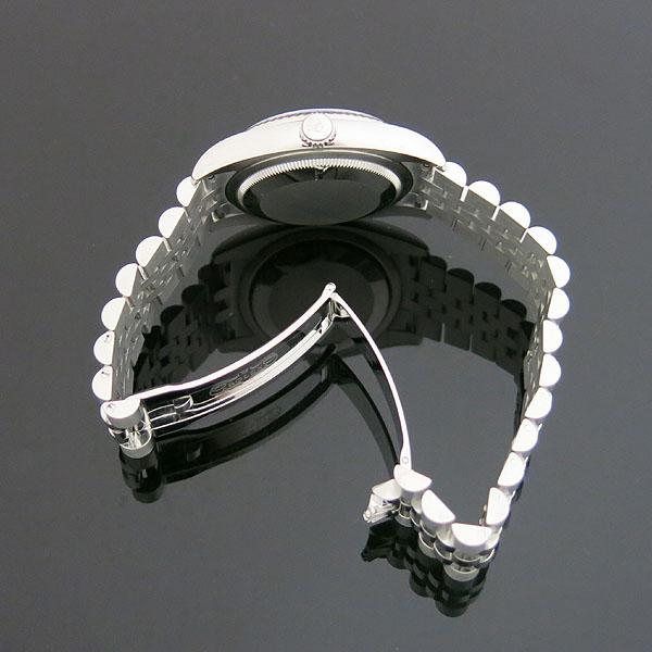 Rolex(로렉스) 116234 DATEJUST(데이저스트) 블랙 다이얼 바 인덱스 스틸 남성용 시계 [대구동성로점] 이미지5 - 고이비토 중고명품