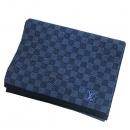 Louis Vuitton(루이비통) M70267 다미에 블루 컬러 울 100% 머플러 [대구동성로점]