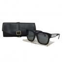 Balenciaga(발렌시아가) BA 44-D 측면 로고 장식 블랙 뿔테 선글라스 [대구반월당본점]