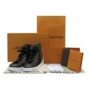 Louis Vuitton(루이비통) 1A2YZ8 모노그램 캔버스 하이탑 STELLAR (스텔라) 여성용 스니커즈 [인천점]