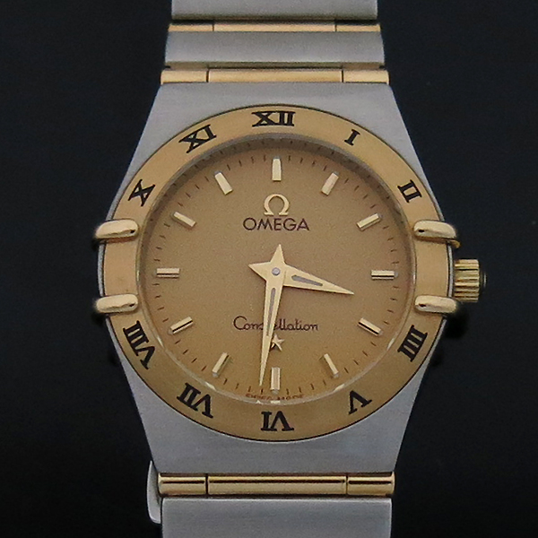 Omega(오메가) 1272 30 18K 콤비 컨스틸레이션 풀바 여성용 시계 [부산센텀본점] 이미지2 - 고이비토 중고명품