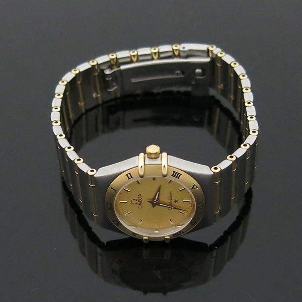 Omega(오메가) 1272 30 18K 콤비 컨스틸레이션 풀바 여성용 시계 [부산센텀본점] 이미지3 - 고이비토 중고명품
