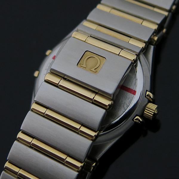 Omega(오메가) 1272 30 18K 콤비 컨스틸레이션 풀바 여성용 시계 [부산센텀본점] 이미지6 - 고이비토 중고명품