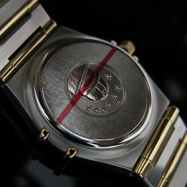 Omega(오메가) 1272 30 18K 콤비 컨스틸레이션 풀바 여성용 시계 [부산센텀본점] 이미지7 - 고이비토 중고명품