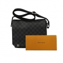 Louis Vuitton(루이비통) N41028 다미에 그라피트 캔버스 디스트릭트 PM 크로스백 [대구황금점]